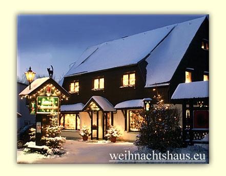 Seiffener Weihnachtshaus in Seiffen