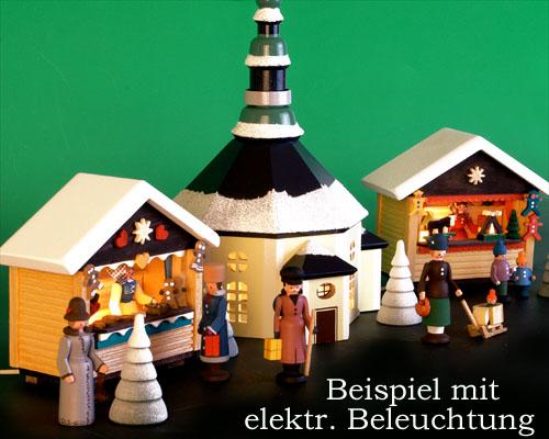 Seiffen Weihnachtshaus - Weihnachtsmarkt Bäckerstand 7 tgl. - Bild 3
