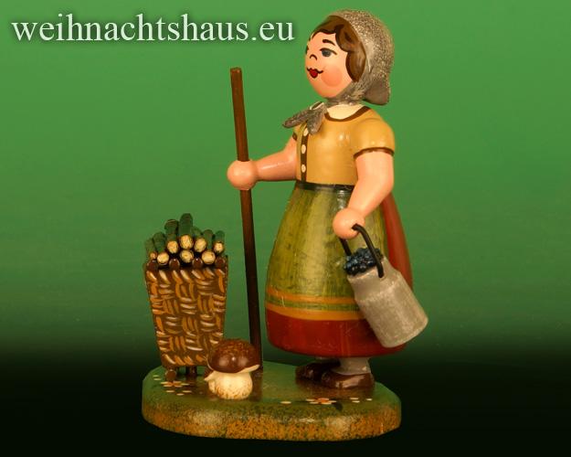 Seiffen Weihnachtshaus - Landidyll Figuren  Landfrau NEU 2020 - Bild 2