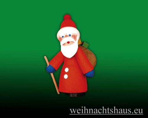 baumbehang holzfigur baumbehang farbig weihnachtsmann mit. Black Bedroom Furniture Sets. Home Design Ideas