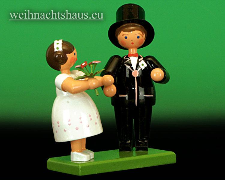 Deko Hochzeitsdekoration Dekofiguren  Brautpaardekoration  Figuren Holz Hochzeitfiguren Hochzeiten heiraten Heirat Hochzeitsgeschenk schenken Geschenk kaufen