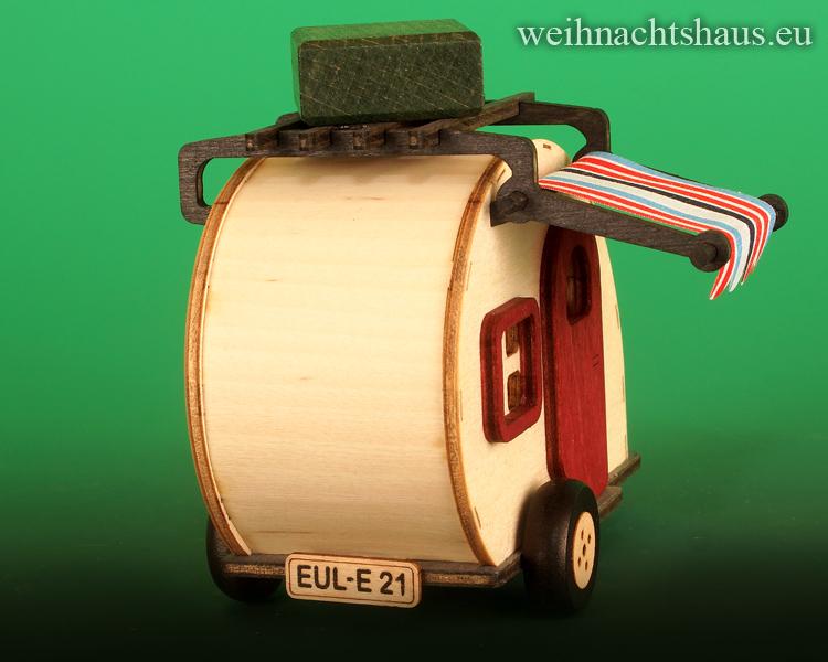 Caming Wohwagen Holz Neu Eulenwohnwagen Neuheit 2021 Neuheit Wohnwagen für Eulen