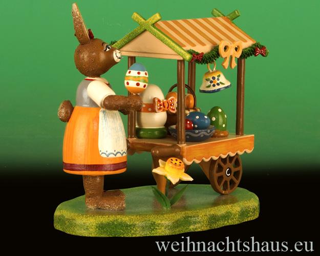 Seiffen Weihnachtshaus - Hubrig          Ostereiermarkt NEU 2020 - Bild 2