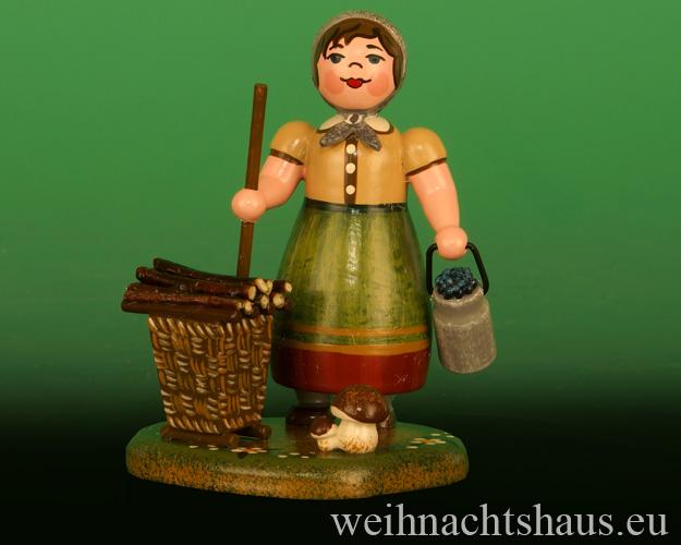 Seiffen Weihnachtshaus - Landidyll Figuren  Landfrau NEU 2020 - Bild 1