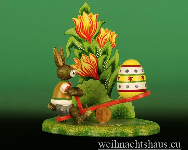 Seiffen Weihnachtshaus - Hubrig     Ostereierwippe/ NEU 2015 - Bild 1