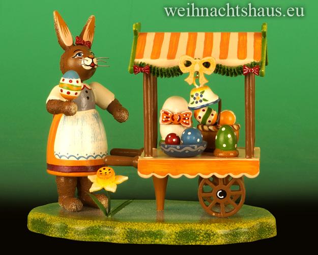 Seiffen Weihnachtshaus - Hubrig          Ostereiermarkt NEU 2020 - Bild 1