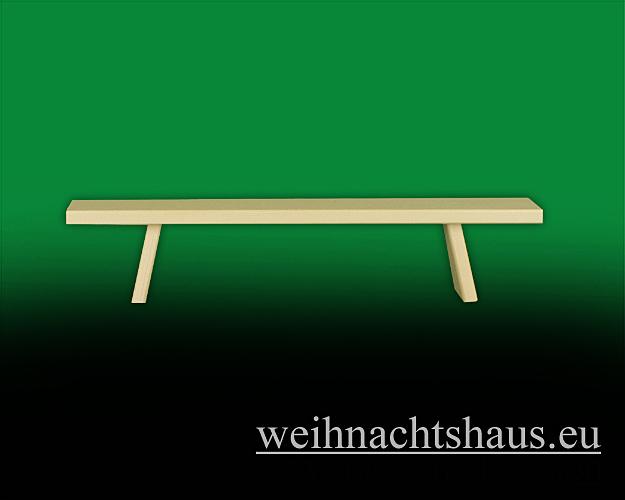 Seiffen Weihnachtshaus - Schwibbogenbank, Schwibbogenerhöhung  50 cm - Bild 1