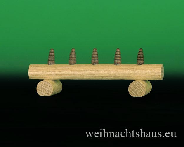 Seiffen Weihnachtshaus - Biathlon Zielscheibe für Schneemann Wagner - Bild 1